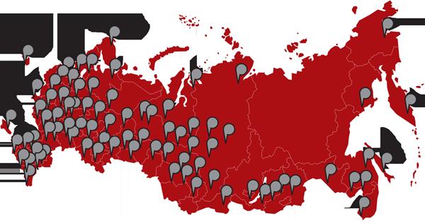 О компании ИСМ-Фасад объекты по России